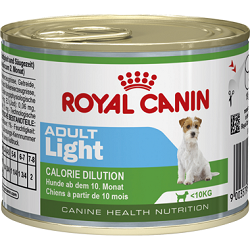 Royal Canin (Роял Канин) ADULT LIGHT влажный корм д\собак до 10кг